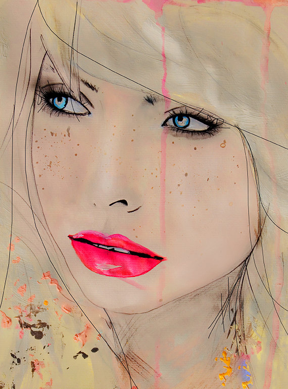 Opulent Speckle, Leigh Viner