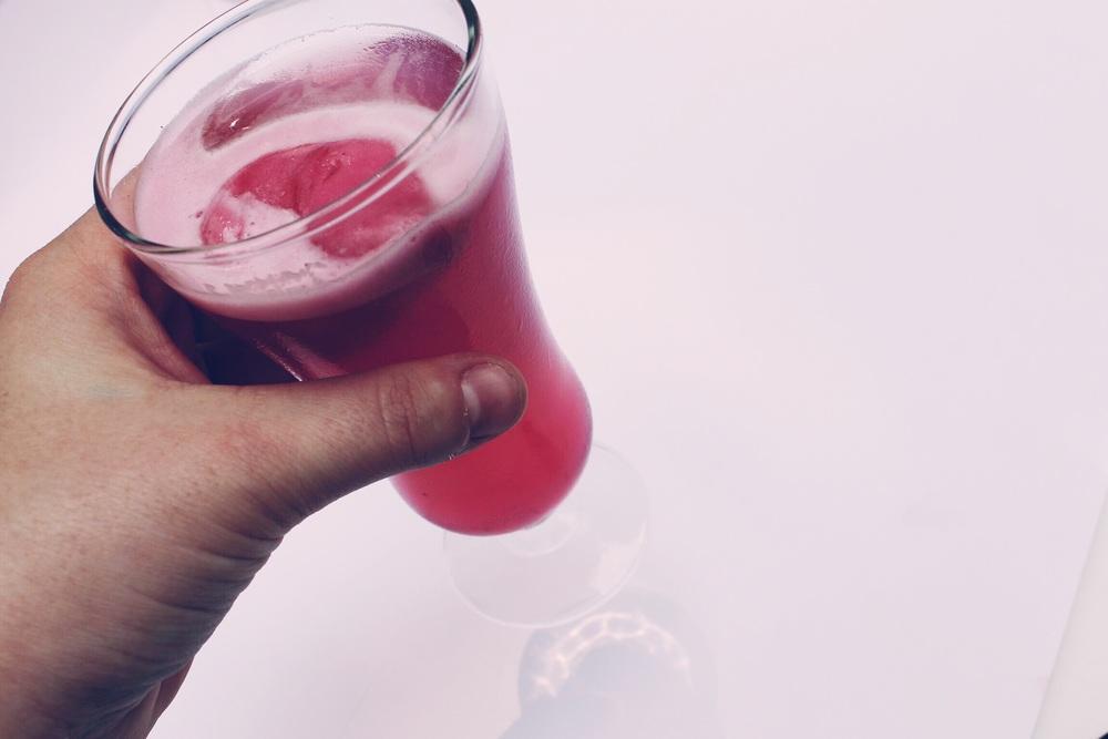 Berry Sorbet Margarita  -Revamp, Amor