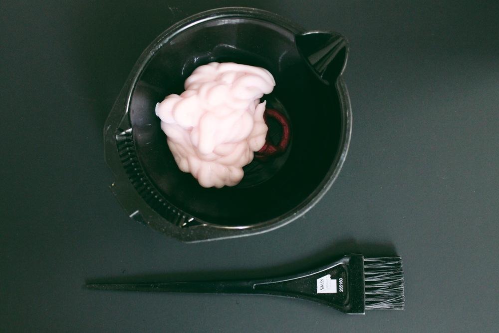 DIY pastel hair  -Revamp, Amor