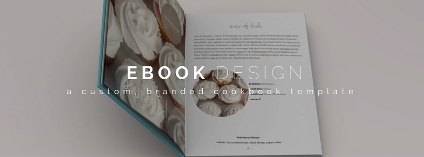 eBook Design Template