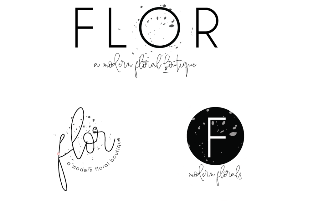 logos before color