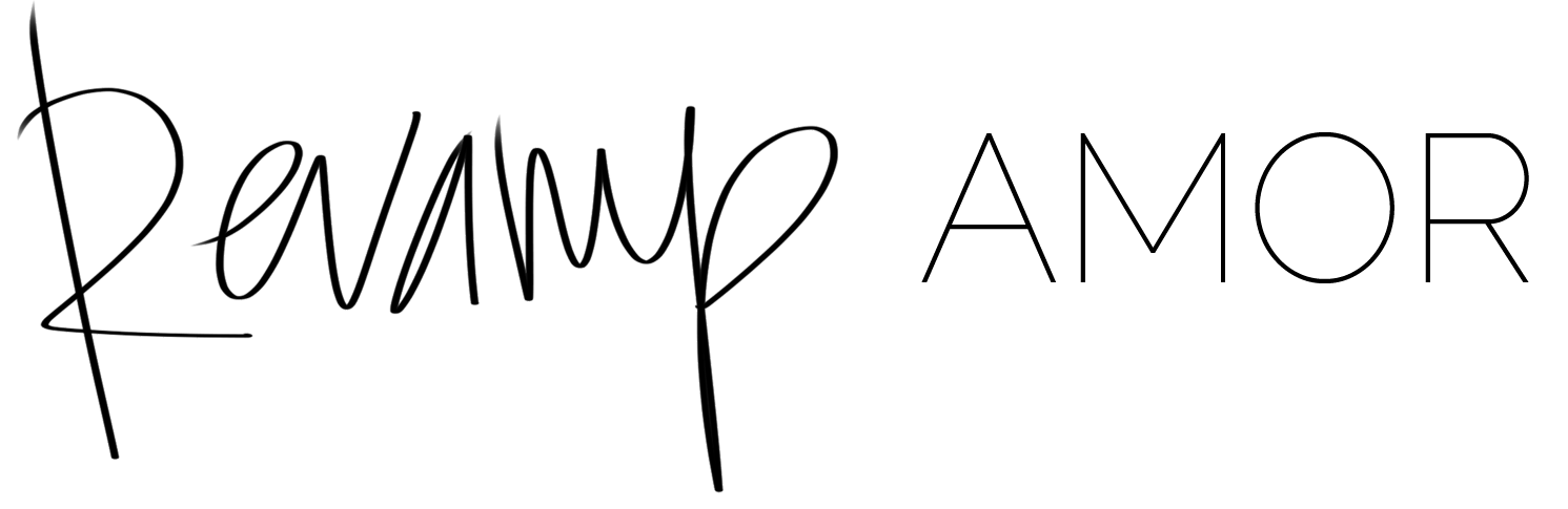 Revamp, Amor design studio for bloggers + creative entrepreneurs