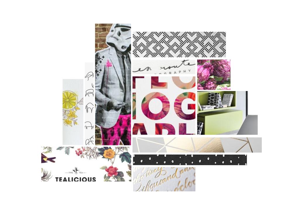 WSC brand mood board- Revamp, Amor Design Studio