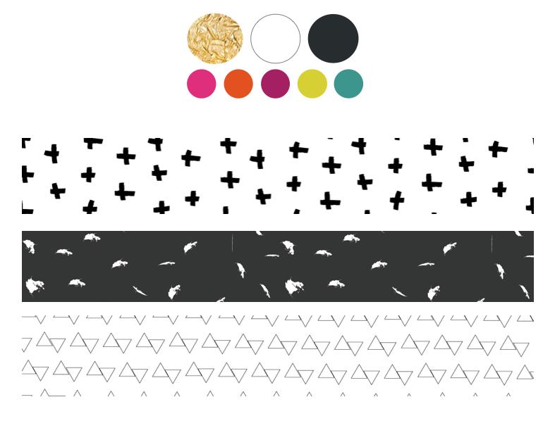 WSC patterns & colors