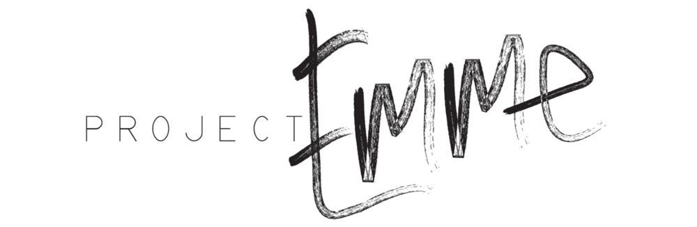 Project EMME LOGO- Revamp, Amor Design Studio