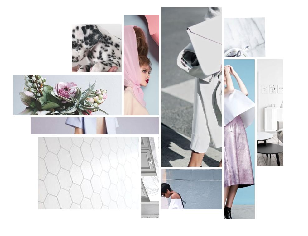 branding inspiration board- Revamp, Amor Design Studio