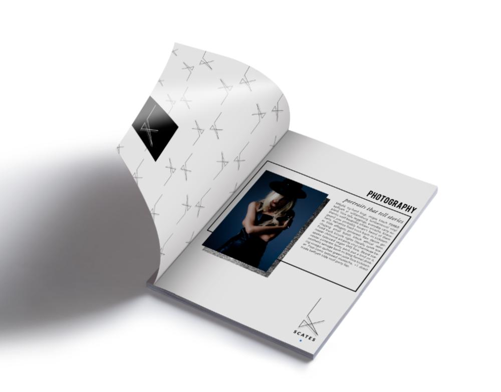 demo print portfolio