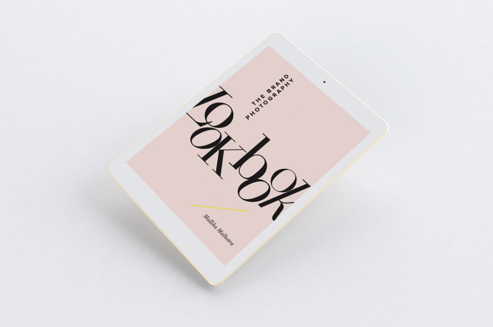 Lookbook- Portfolio & Opt-In eBook Design