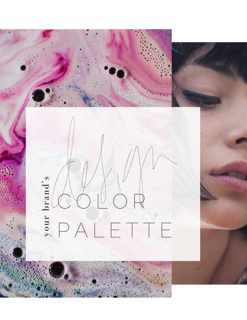 design an epic color palette for your brand