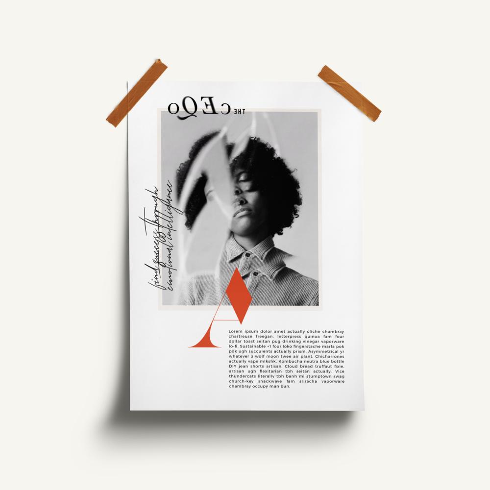 brand identity + web design