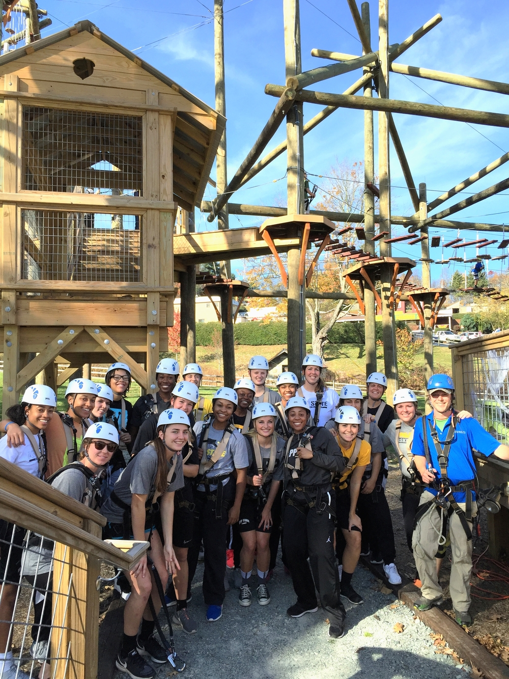 Groups @ High Gravity Adventures