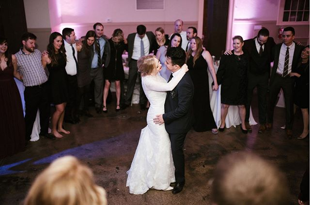 @jkellyproductions is the perfect DJ choice for your wedding day, he keeps the dance floor packed and has a neat group photo + ladder trick to get everyone on the dance floor at the beginning of the night. . . .  #houstonwedding #houston #houstonweddingplanning #houstonweddingplanner #bouquet #houstonweddingDJ #houstonDJ #houstonphotography #houstonphotographer #houstonweddingphotography #houstonweddingphotographer