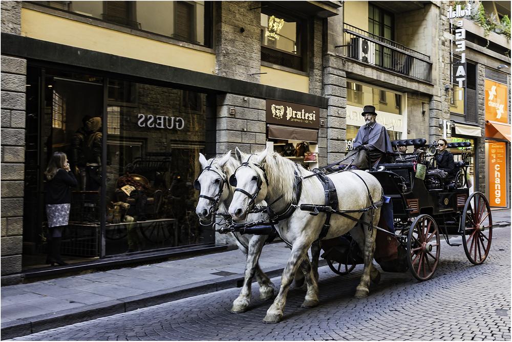 Самый лучший транспорт во Флоренции