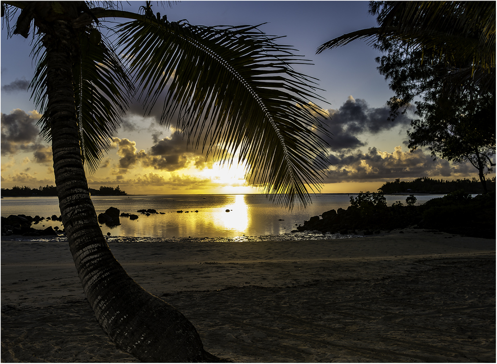 И над Маврикием оно тоже встает