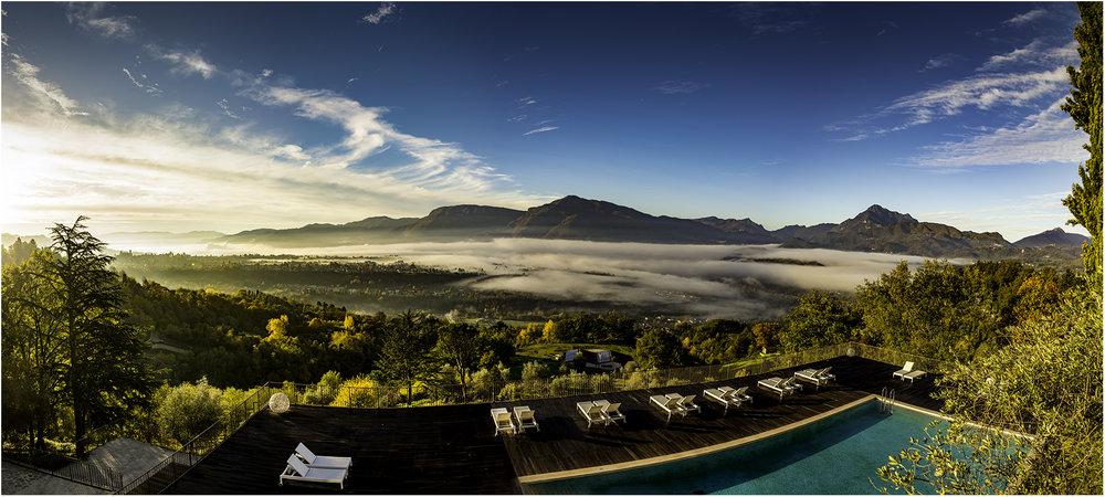Утро приходит в Тоскану