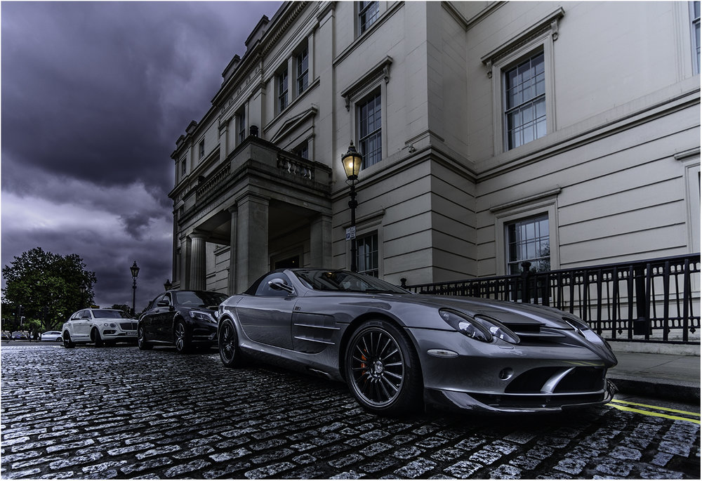 Mercedes-Benz SLR (by Nikkor 14mm)