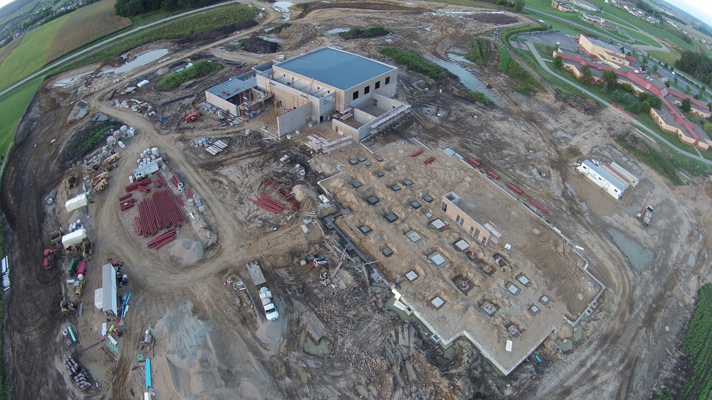 Bryron Elementary School In Progress - September 2015