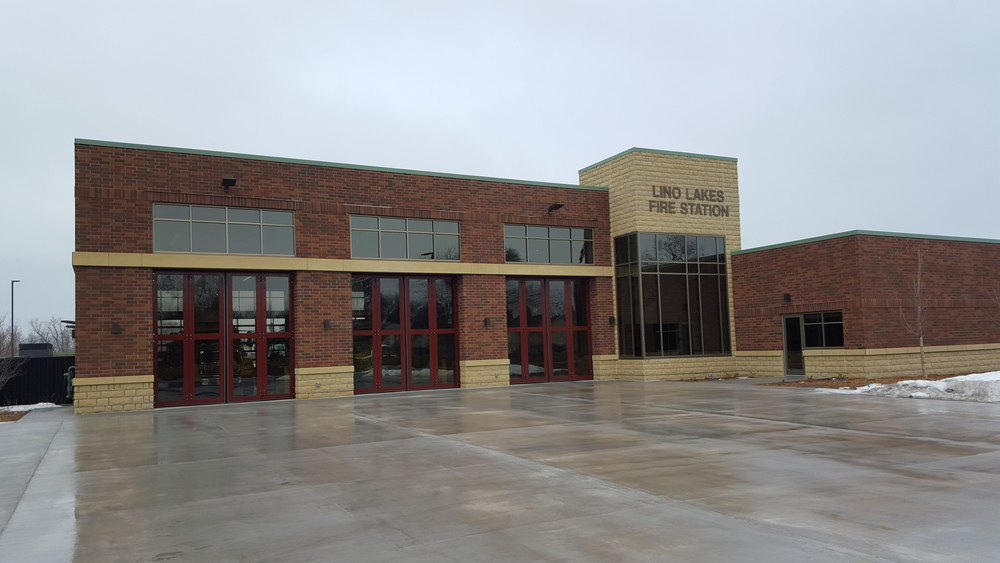 Lino Lakes Fire Station