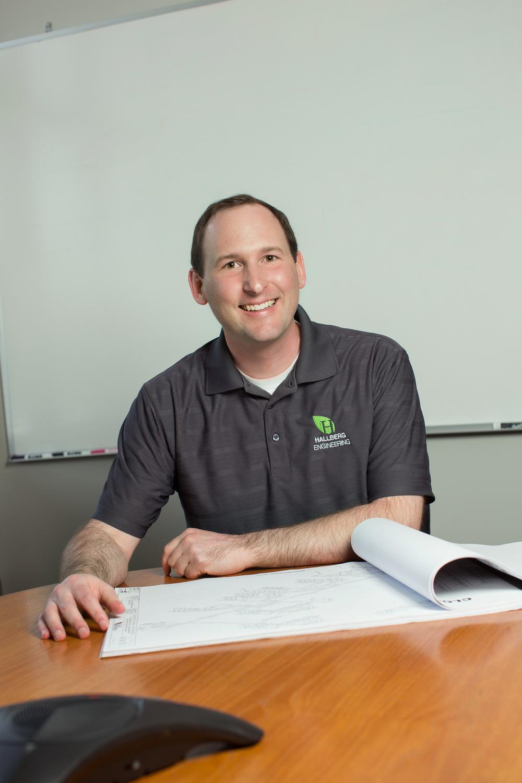 Ryan Charlton -PE SENIOR PROJECT ENGINEER - MECHANICAL