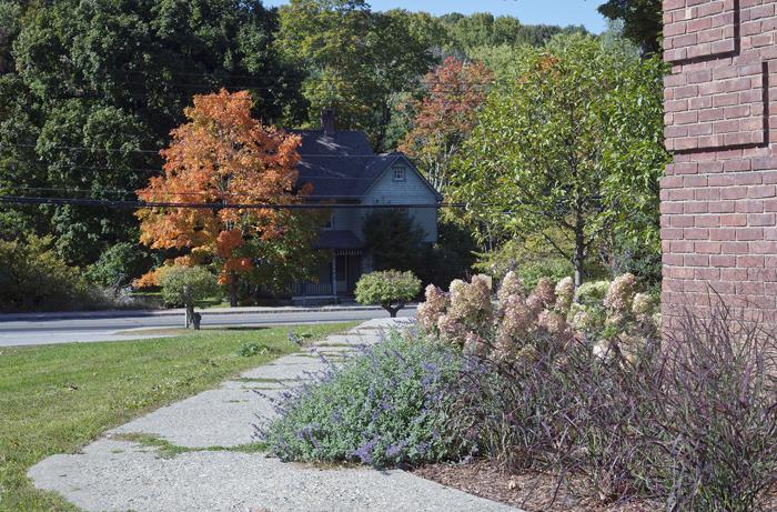 amenia town hall garden