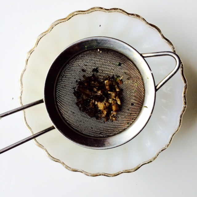 oregon grape root, echinacea, and marshmallow tea