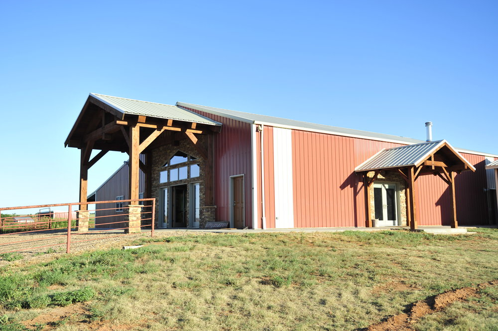 Event Center Barn
