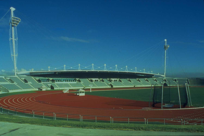 Sydney Olympic Warmup Track