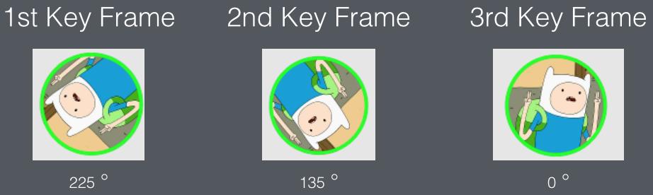 Key Frame Animations — Jim Campagno