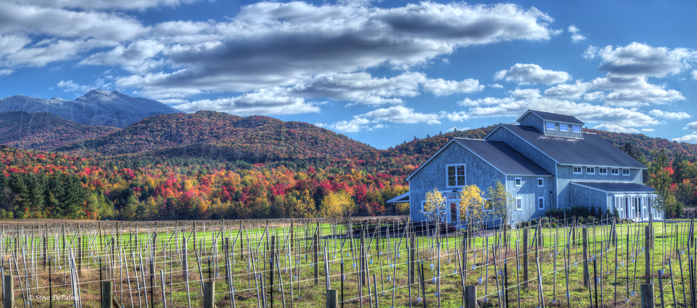 The Barn at Smugglers' Notch, Smugglers' Notch Winery & Mt Mansfield