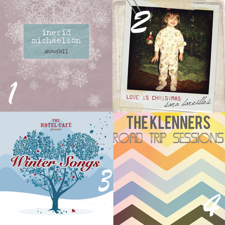 Not Your Traditional Chirstmas Playlist