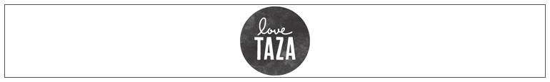 Love Taza Banner