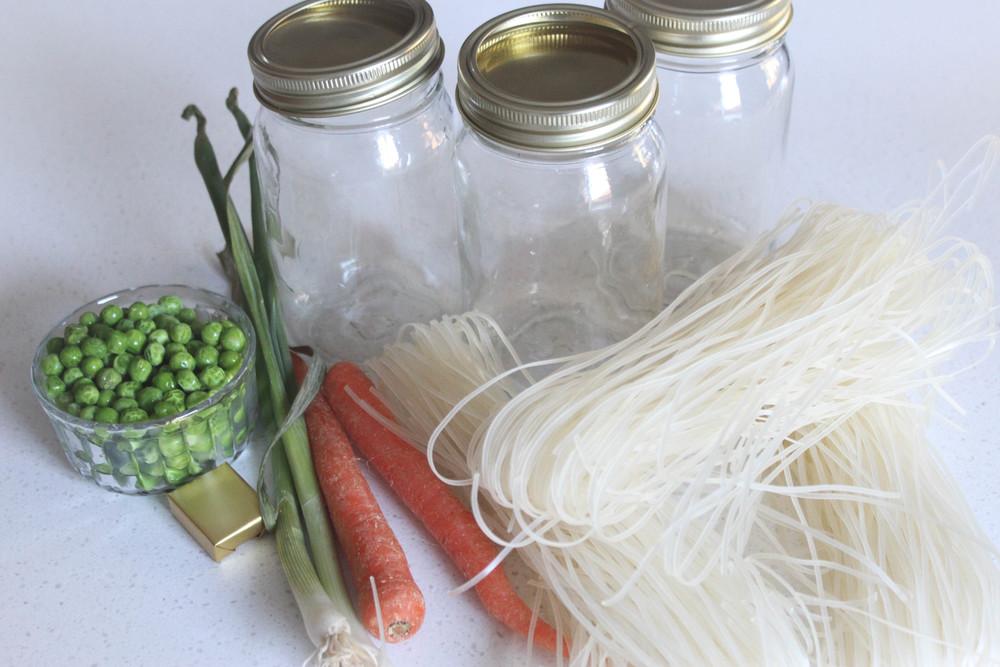 Instant Noodles // Cashmere and Plaid Blog