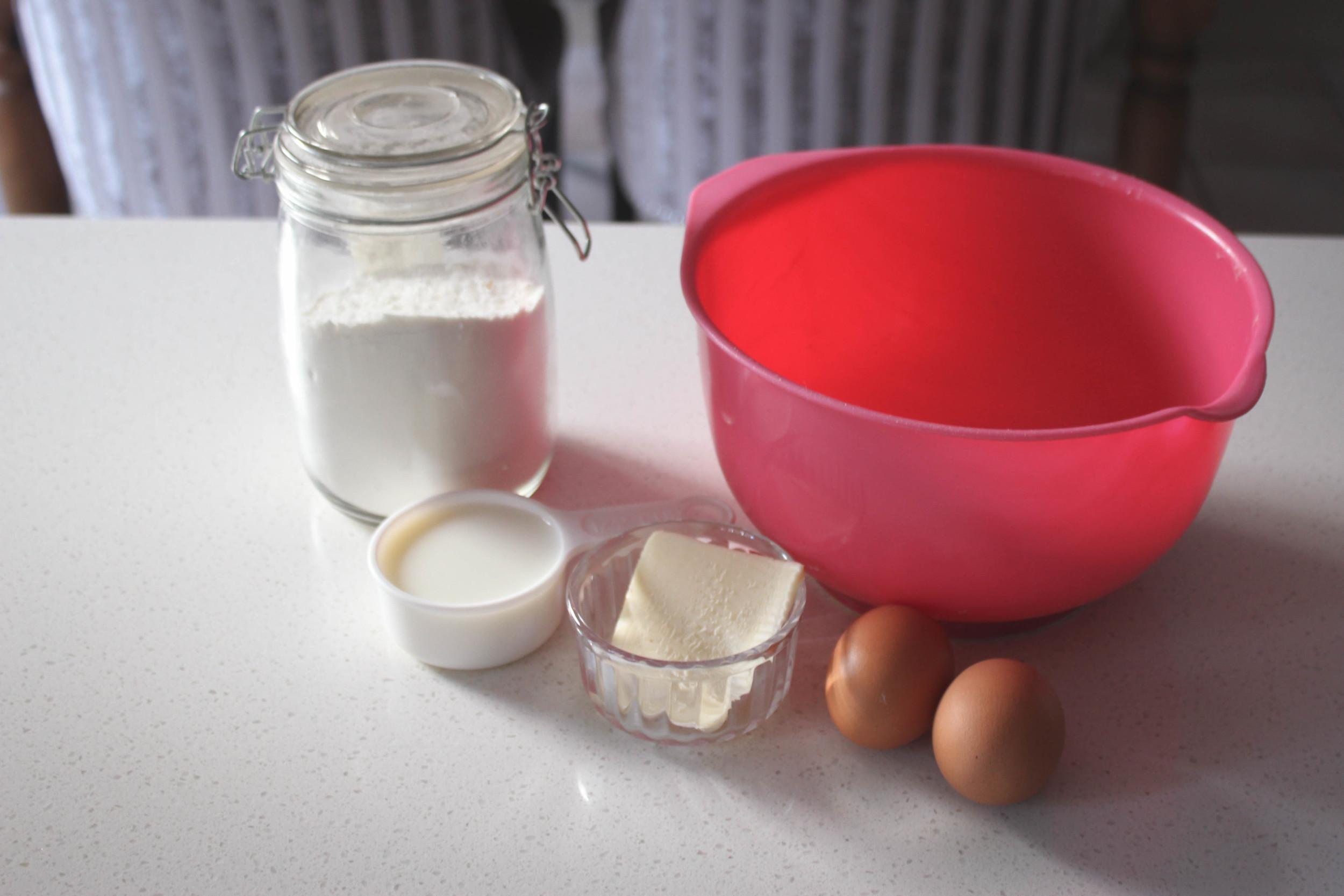 Crepe Recipe // Cashmere and Plaid