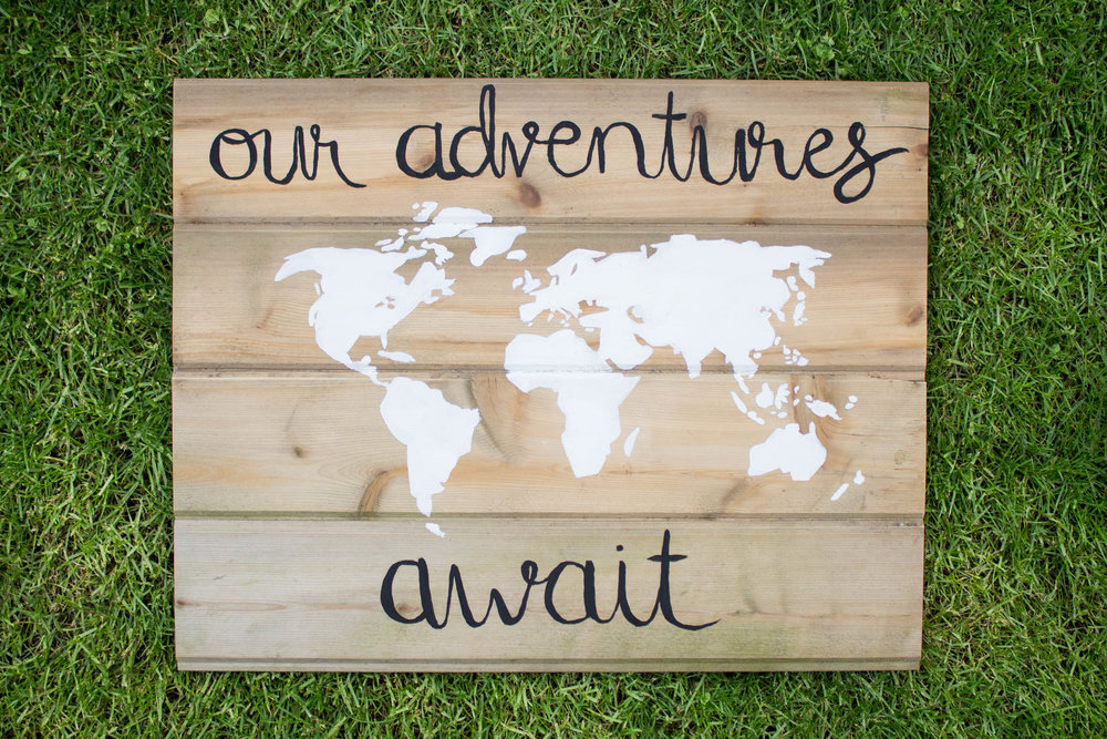 our-adventures-await-wood-world-map