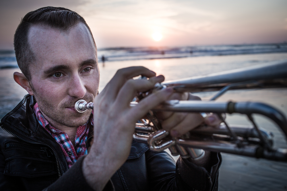 JON BRADLEY - Trumpet, Piccolo Trumpet,Flugelhorn, Cornet