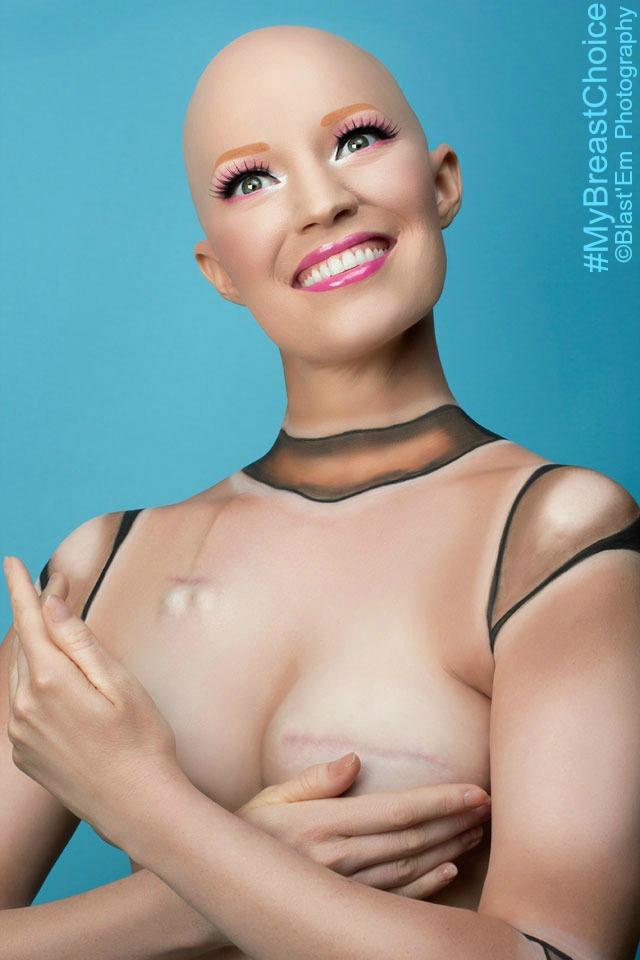 Photographer- Blast 'Em          MUA- Tiffany Alfonso          Model- Aniela McGuinness