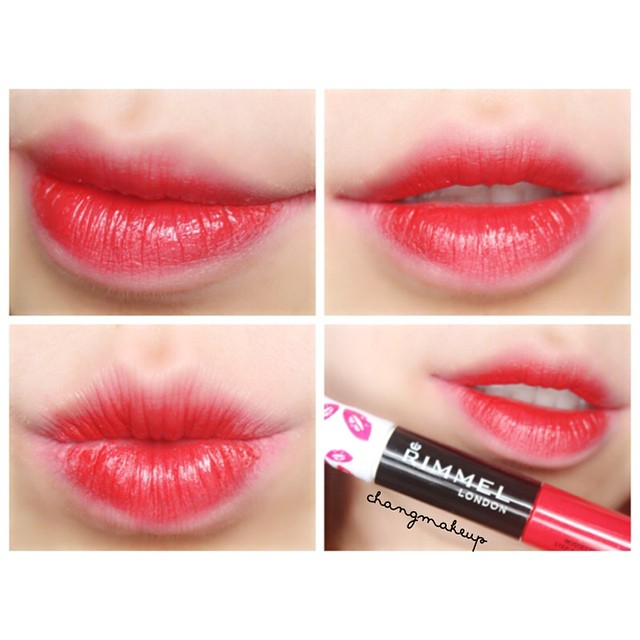 "RIMMEL PROVOCALIPS ""KISS ME YOU FOOL"""