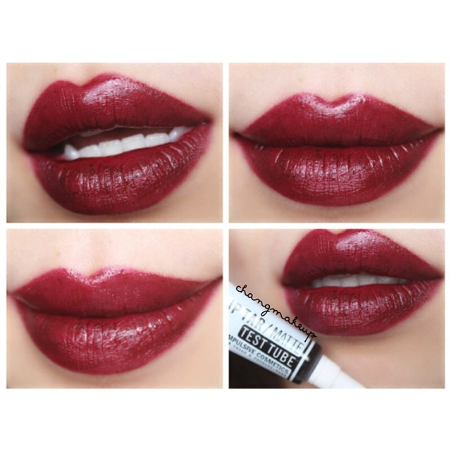 "OCC LIP TAR ""BLACK DAHLIA"""