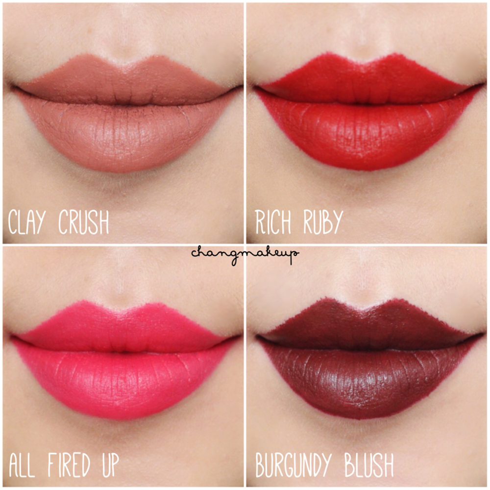 MAYBELLINE CREAMY MATTES LIP COLOR