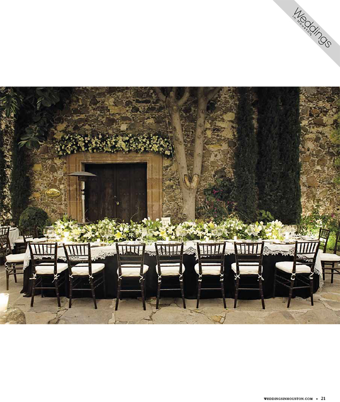 Wedding Planners Houston - Schwartz and Woodward - Houston Wedding Consultants - Houston Wedding Planners