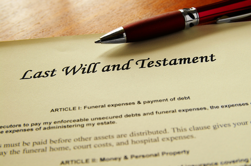 Wills, Trusts, and Estate Planning