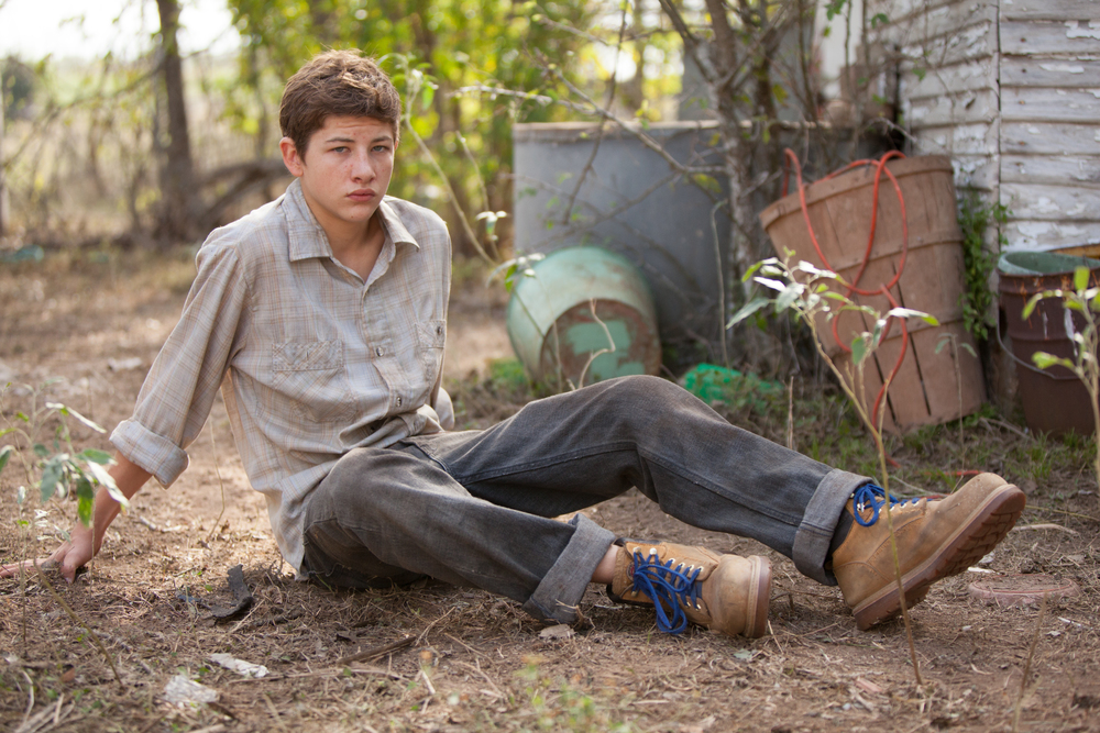 Tye Sheridan in Joe