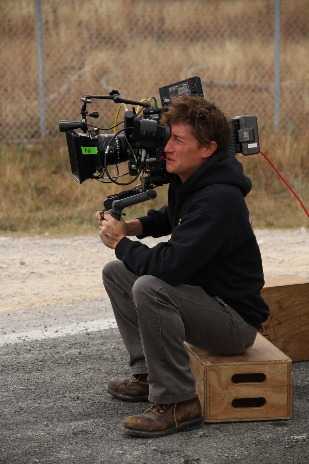 David Gordon Green shooting Joe