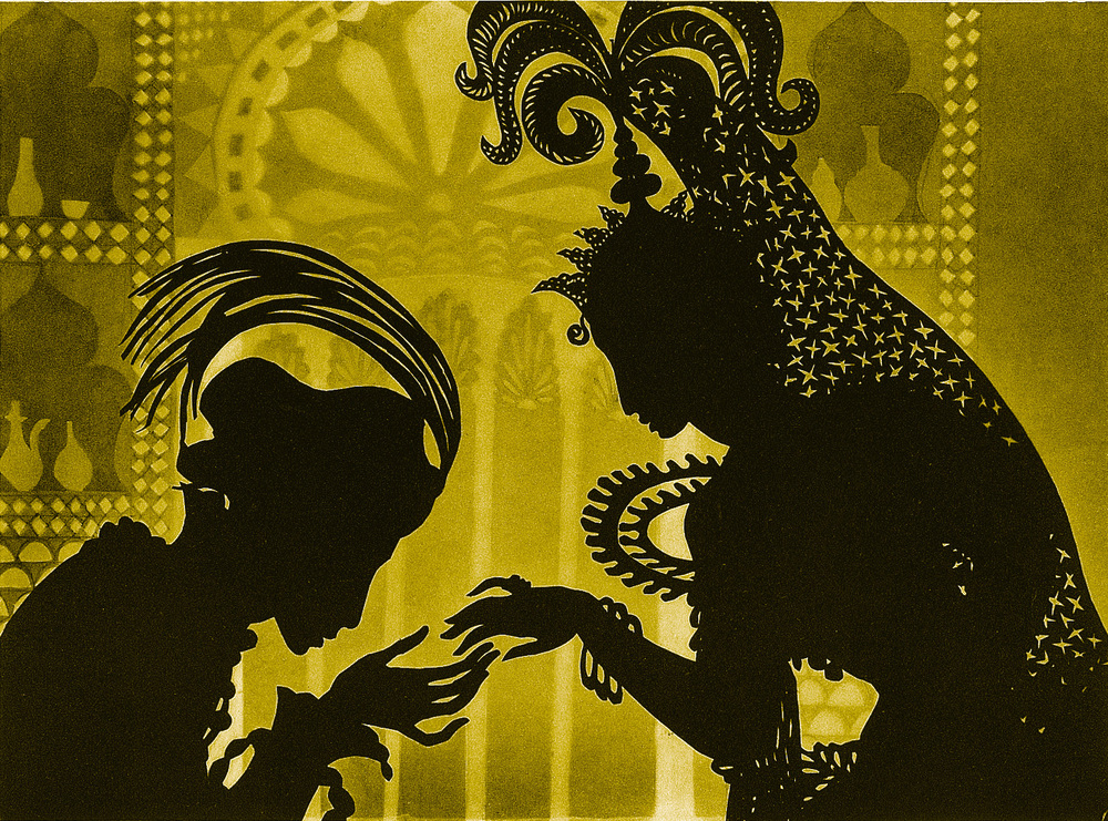The Adventures of Prince Achmed (1926) (PG)