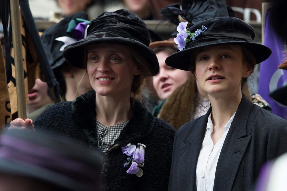 Suffragette (12A)