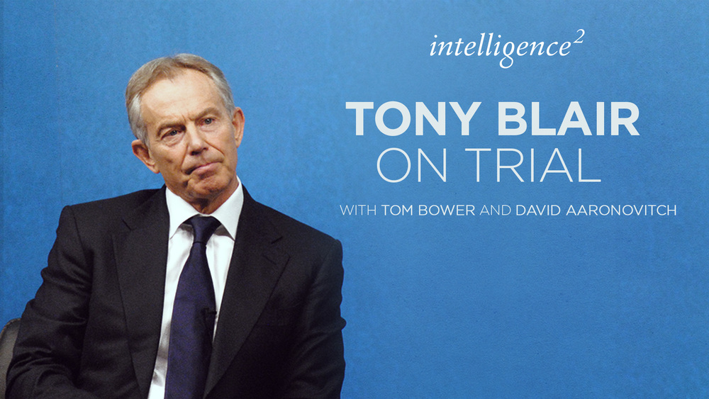Image: Work is a derivative of Tony Blair, UK Prime Minister (1997-2007) by Chatham House, licensed under CC BY 2.0.
