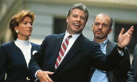 Clinton satire  Primary Colours  (1998)