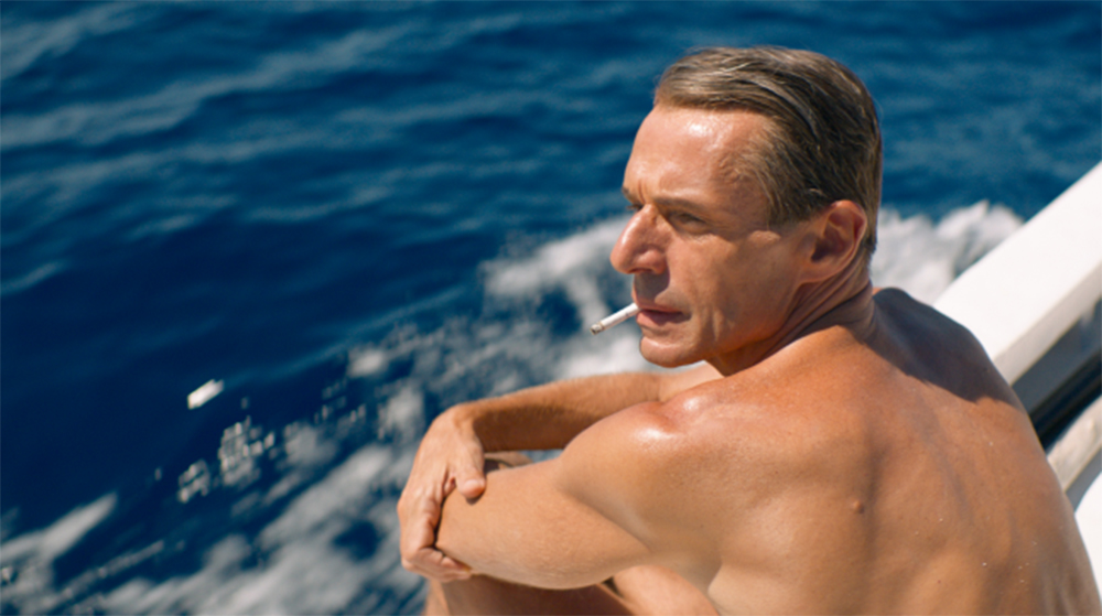 The Odyssey follows Cousteau's life from 1946 to the late 1970s