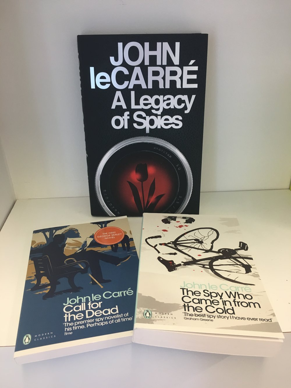 John le carre books.jpg