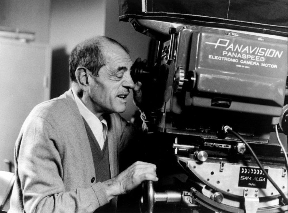 Director Luis Buñuel (1900-1983)